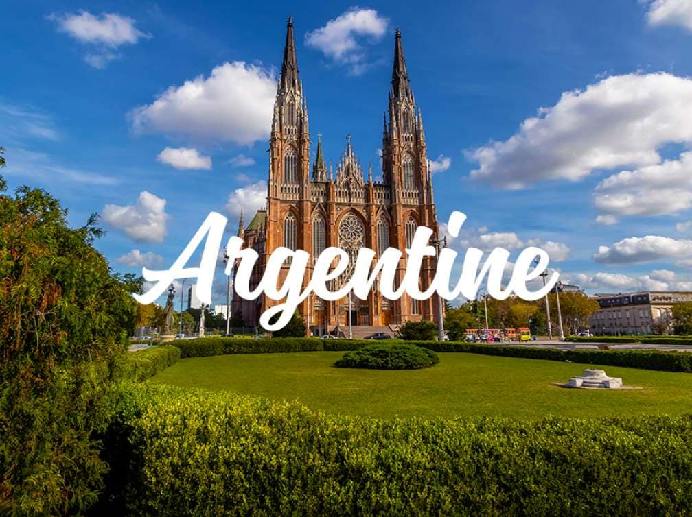 Cathedral tower en Argentine