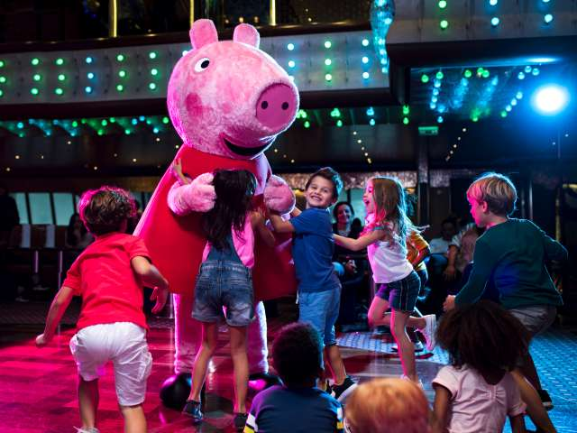 Peppa Pirate's Party